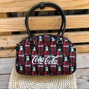 The Bradford Exchange Coca Cola Logo Bag
